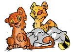 Cubs by ToxicKittyCat