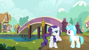 I'm Rarity [Commission] #65 1/4 by PaulyVectors