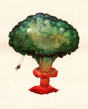 The Nuke tree by room4shoes