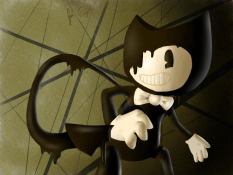 Bendy's Moment by JulianOrts