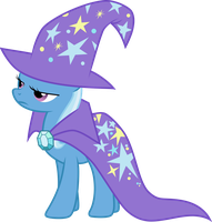 Trixie is not impressed (FIXED) by ConcorDisparate