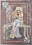 Princess Serenity by Teo-Hoble
