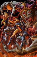Thundercats by caiocacau