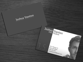 Business Card For My Brother by BioJoe