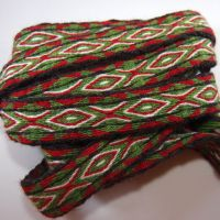 Tablet-woven band by MermaidsTreasury