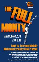 The Full Monty poster by charlando