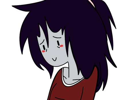 Oh Marceline! Why are you so cute!? by ClaraNyan