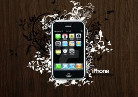 iPhone. by Uniquefx