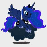 Princess Luna by DoctorTimmeh