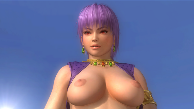 ayane from dead or alive naked