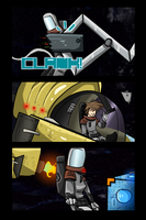 Round One Page Eight by lucidflux