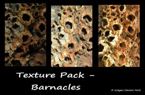 Texture Pack - barnacles by rockgem