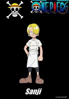 Sanji (Kid) by sturmsoldat1