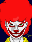 Ronald McJoker by SuperSparkplug