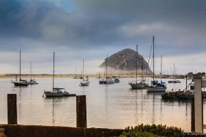 Morro Harbor by KBL3S