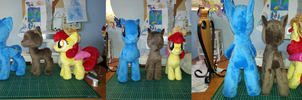 SIZE COMPARISON by SwiftStitchCreations