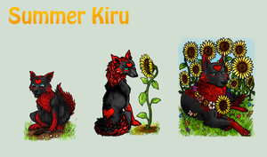 Adopt -Summer Kiru- by elen89