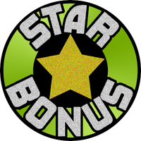 Star Bonus disc by wheelgenius