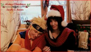Sasuke and Naruto Christmas by WhiteSpringPro