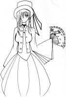 Mad Hatter Girl Lolita Style by HardStyle-Love