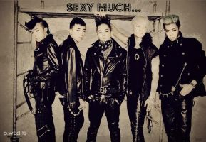 Big Bang - Sexy Much by KateW49