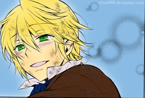 Jack chap 66 Coloring by syren888