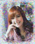 Lauren Faust Pony Mosaic by KP-ShadowSquirrel