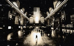 Grand Central Station NY by wallybescotty