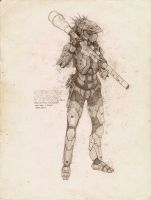 "Fall 2006: Mk9 ""Stheno"" ERC3 by TabnirPlz"