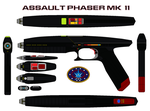 Assault Phaser Mk  11 by bagera3005