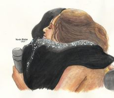 the hug by MichiieJackson