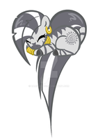 Zecora Heart by BambooDog