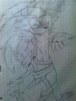 Sonic by Mimy by Mimy92Sonadow