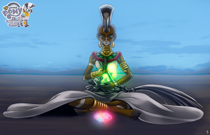 Zecora guardian of harmony by mauroz