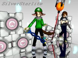 oh look a new ID by SilverStarlite