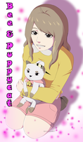 Bee and Puppycat by LizzieBCT