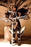 Hades from Saint Seiya by Echow88