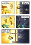 The Story of Nox and Sol - Page 6 (REDONE) by Rainpath12