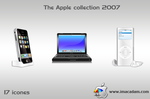 The Apple Collection 2007 by isb