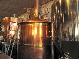 Brewery Equipment by simfonic