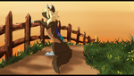 Fences by Blackwolfpaw