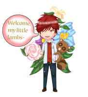 Mikorin Welcome Chibi by Caystar