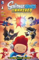 scribblenauts unmasked by a-archer