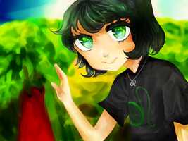humanstuck nepeta by 420weedlord420