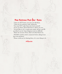 Pose Reference Pack 1-READ RULES FIRST- NOT A BASE by ChaosSoda