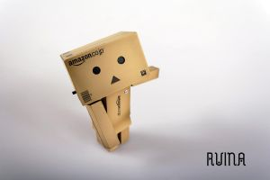 here we go danbo by FotoRuina