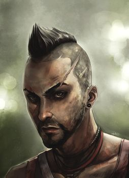 Vaas Montenegro by Ninjatic