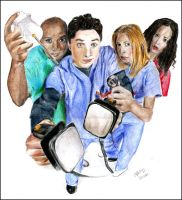 Scrubs by inyourhonour