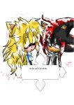 shadow x maria are love will be for all time by thefallenangel78
