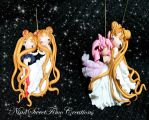 sailor moon by NinaFimoCreations